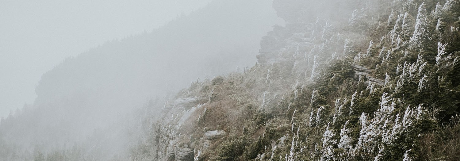 Backpacking Grandfather Mountain - Boone, NC