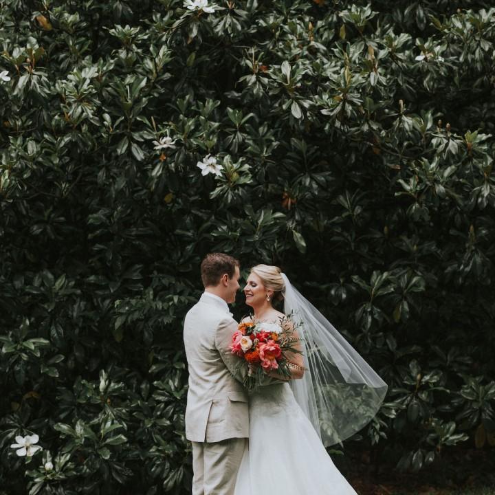 Carrie + Zach | Vintage North Carolina Wedding