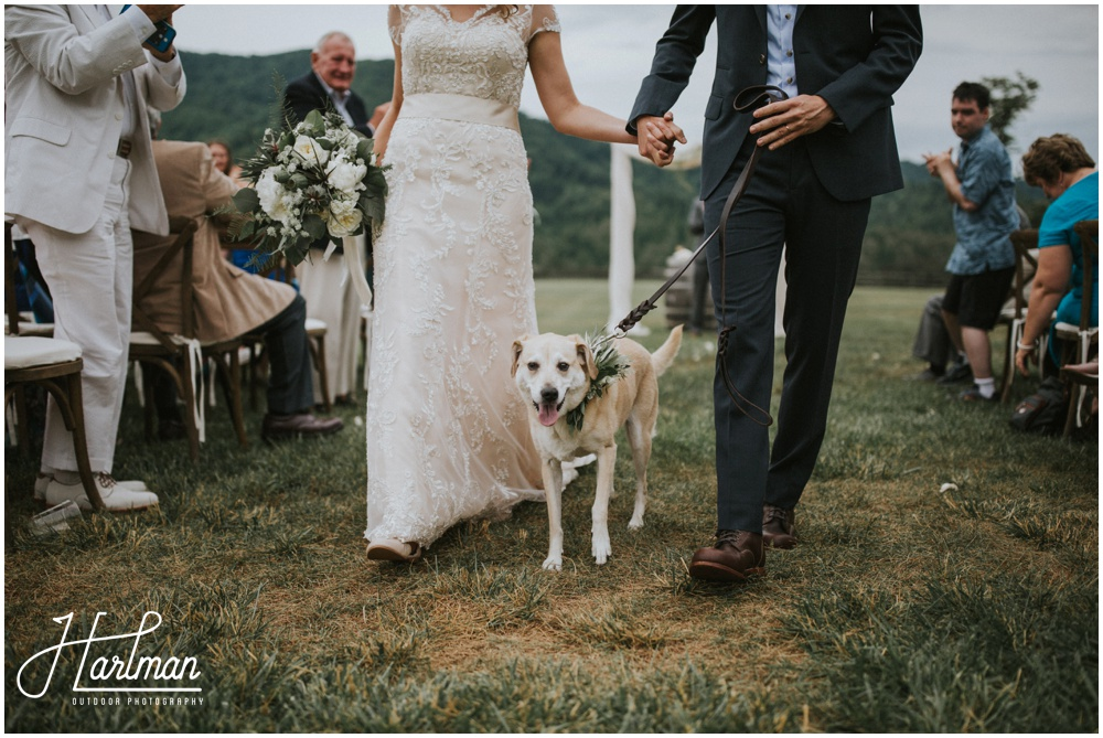 Asheville North Carolina Outdoor Wedding _0048