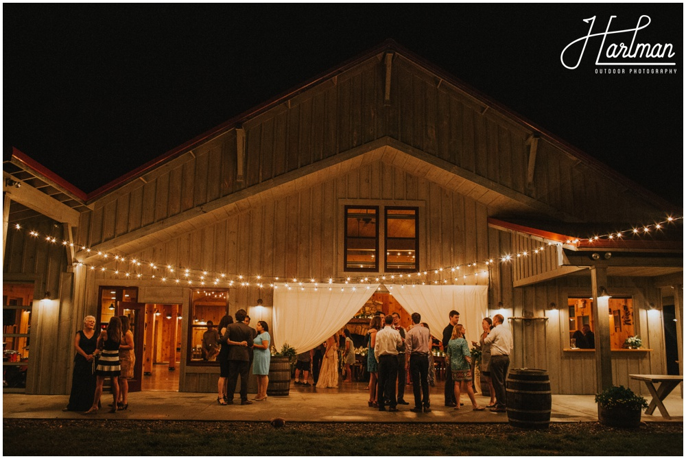 Asheville North Carolina Barn Wedding _0095
