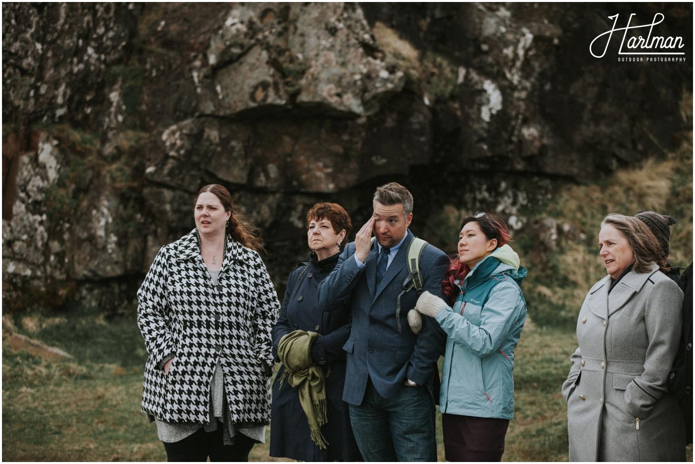 Iceland Outdoor Wedding Ceremony Site _0033