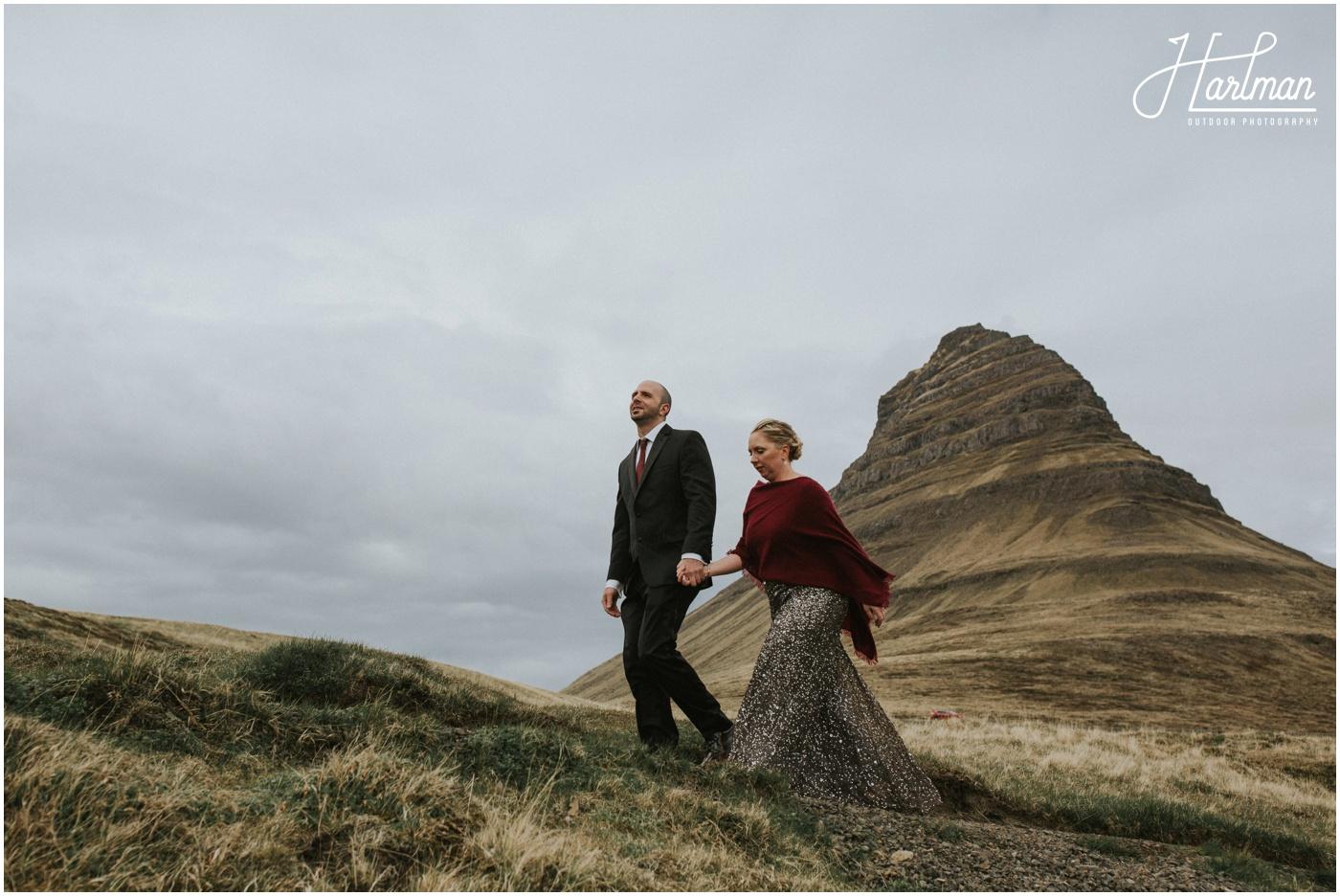 Kirkjufell Mountain Wedding _0051