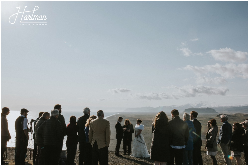 Iceland Wedding Ceremony _0062