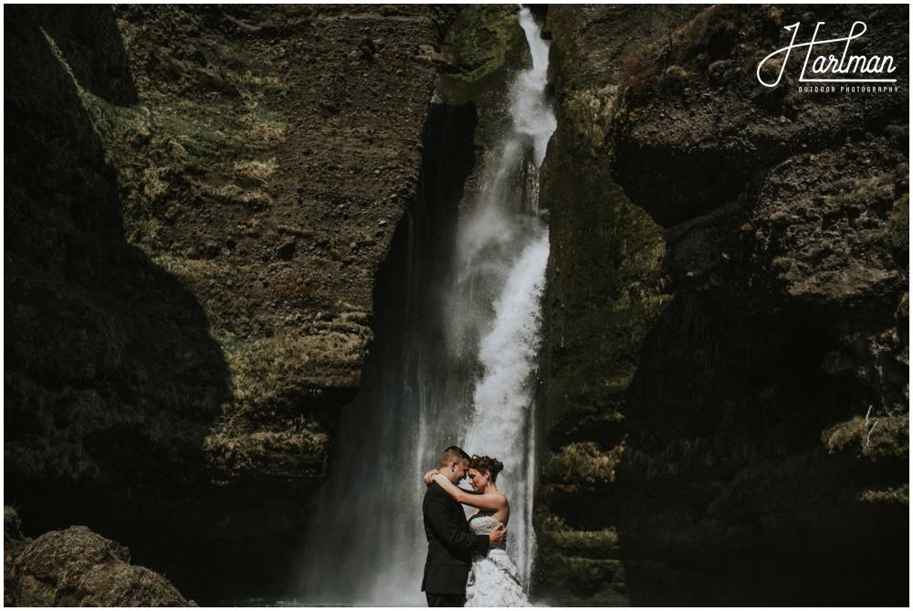 iceland waterfall wedding skogafoss_0032
