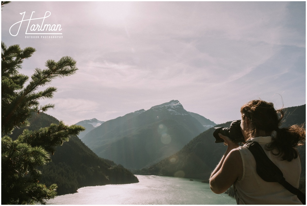 Diablo Lake Engagement Session _0002