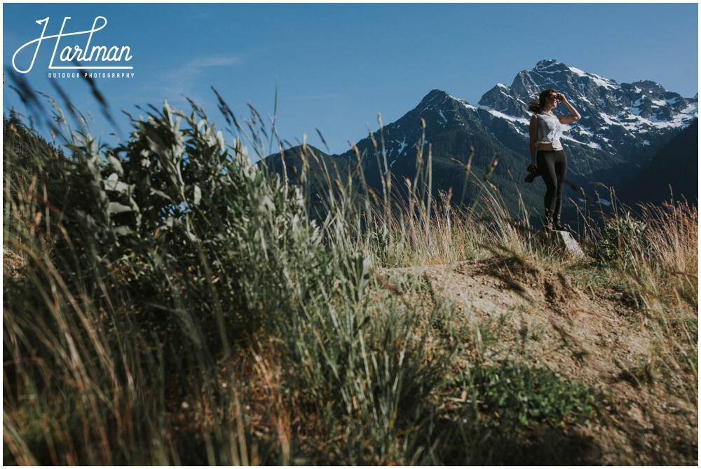 North Cascades National Park Engagement Session _0003
