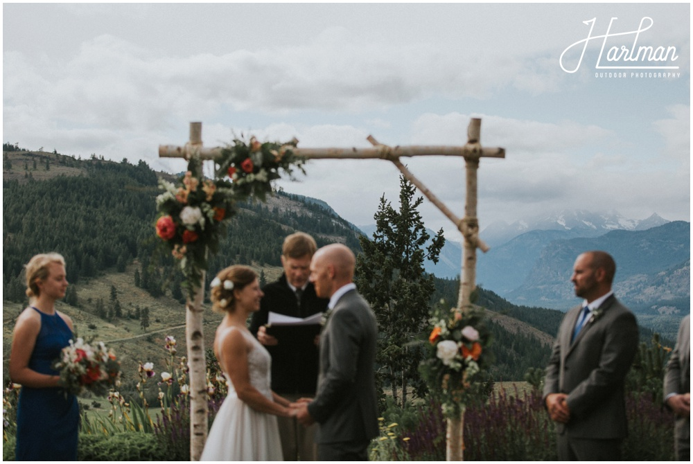 Wedding Venue in North Cascade Mountains _0067