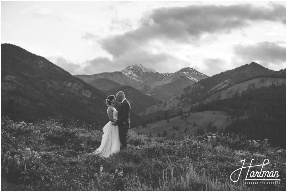 Nature Themed wedding in North Cascade Mountains _0097