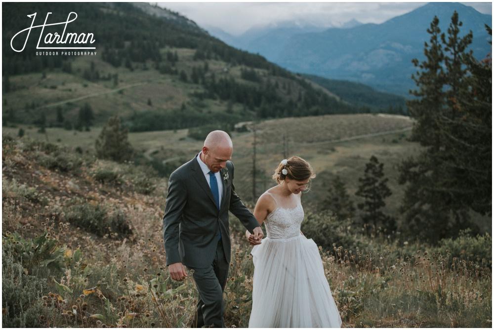 Washington state mountain wedding _0105