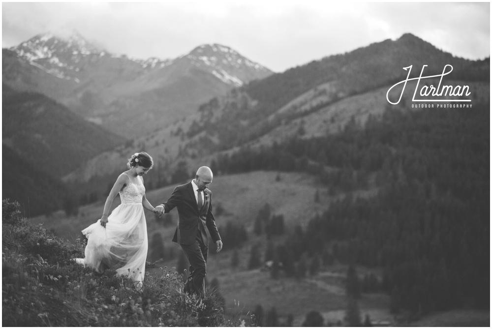 Mountaintop wedding venue Washington state 0108