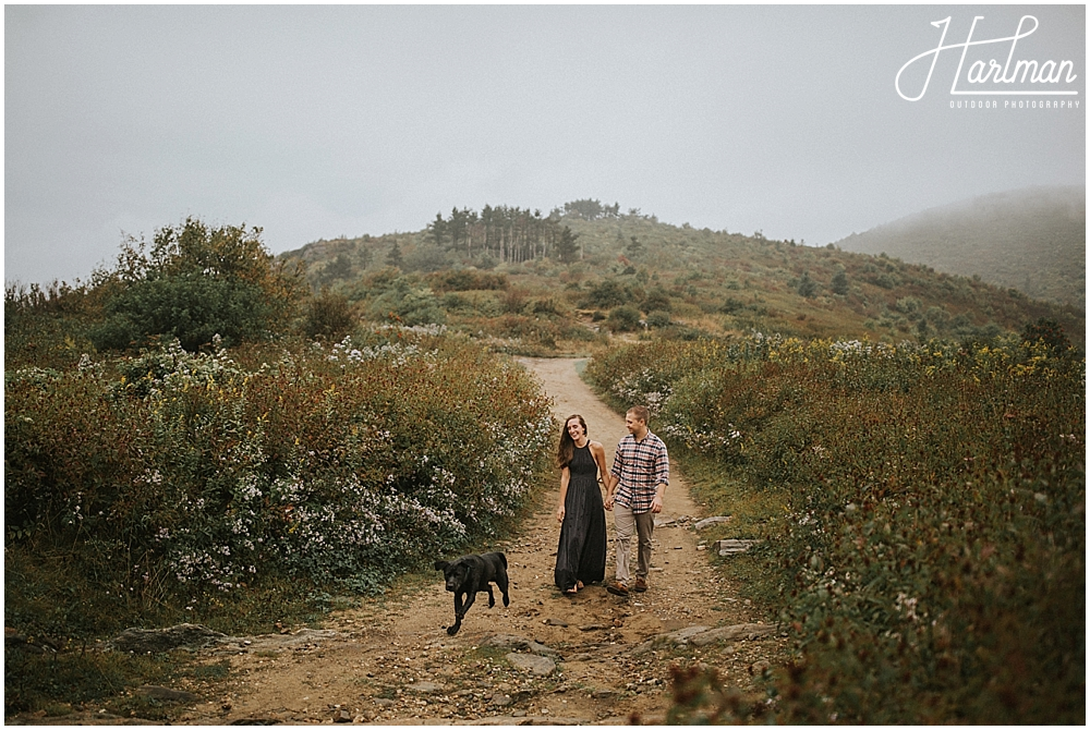 pisgah forest engagement session _0030