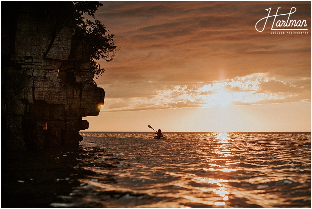 Elopement photographer Door County Wisconsin _0028