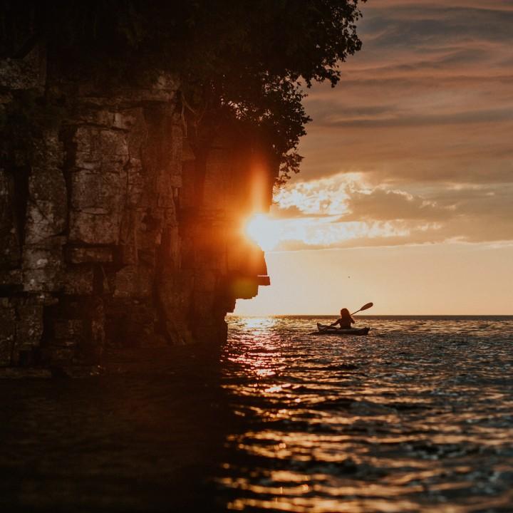 Door County, Wisconsin | Cabin & Kayaking