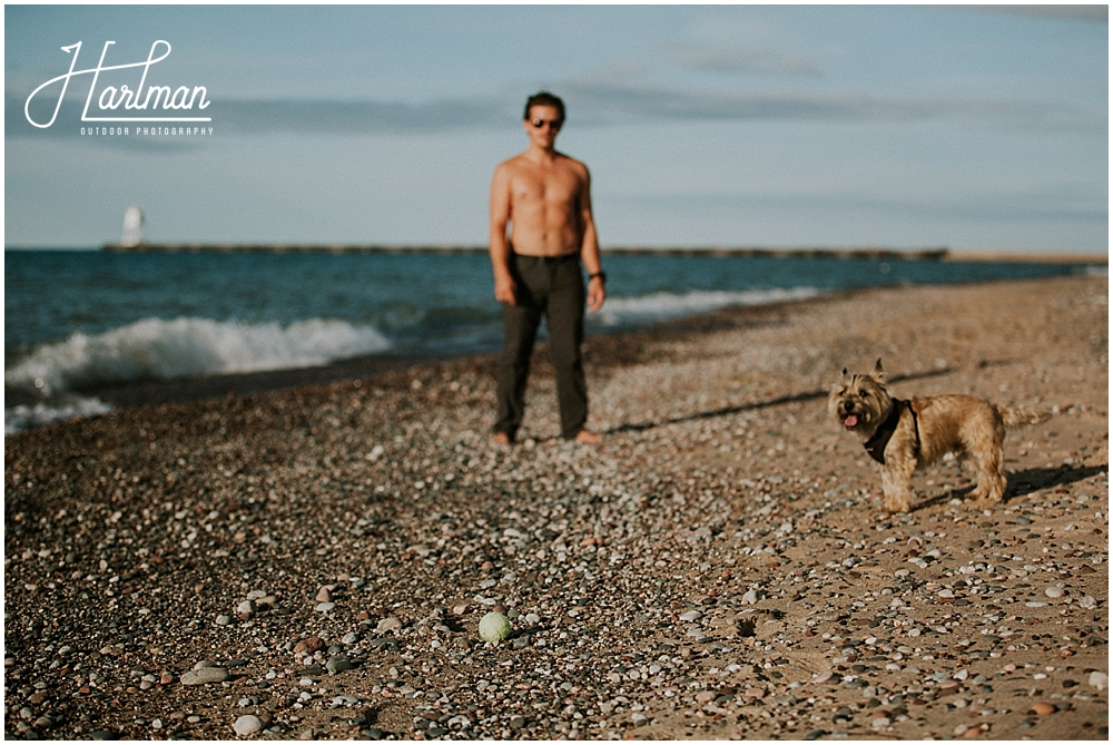 Mackinac Island engagement session _0004