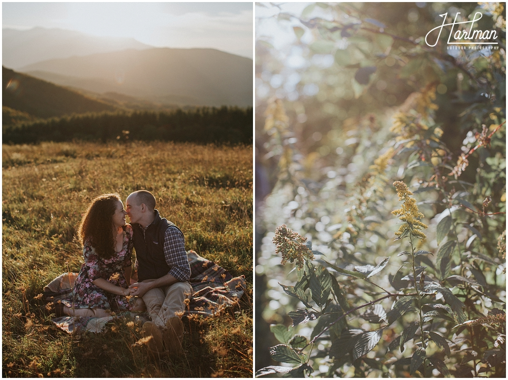 best asheville engagement photographer