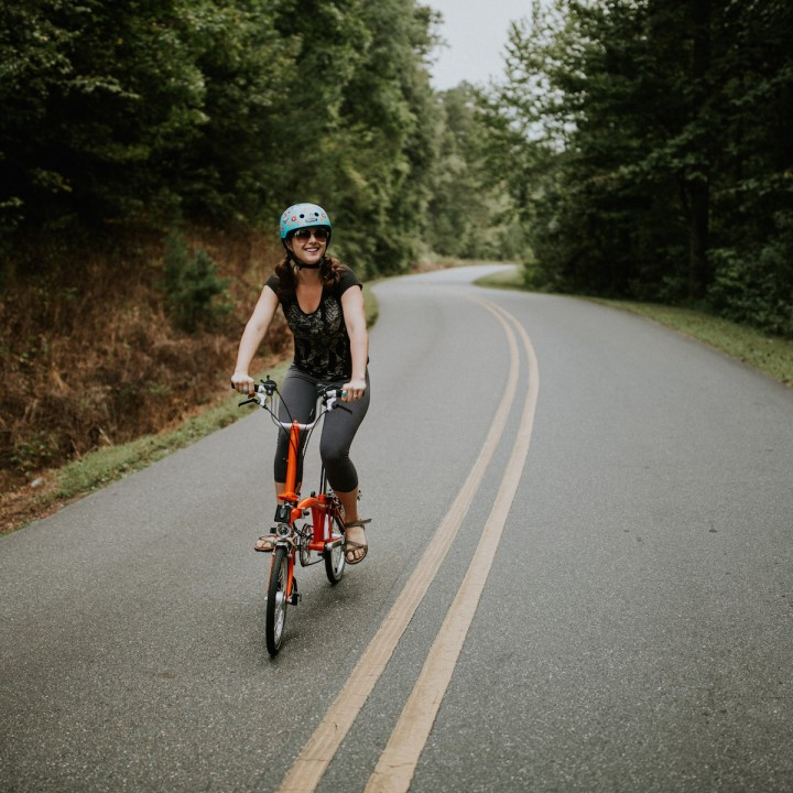 North Carolina | Biking and Camping in South Mountains State Park