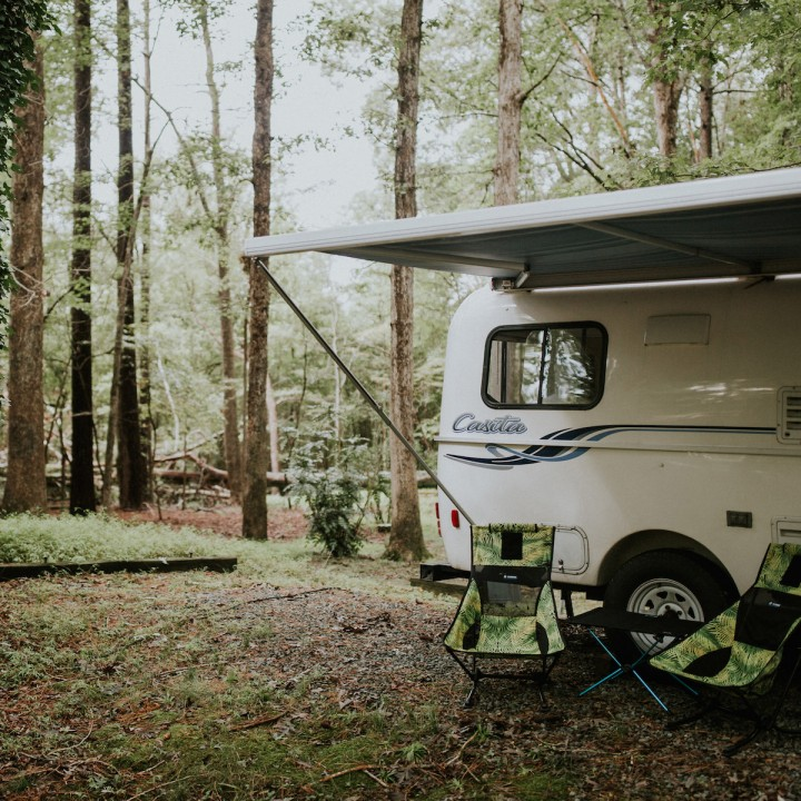 Casita | Camper Interior Makeover