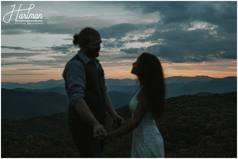 blue ridge parkway elopement _0049