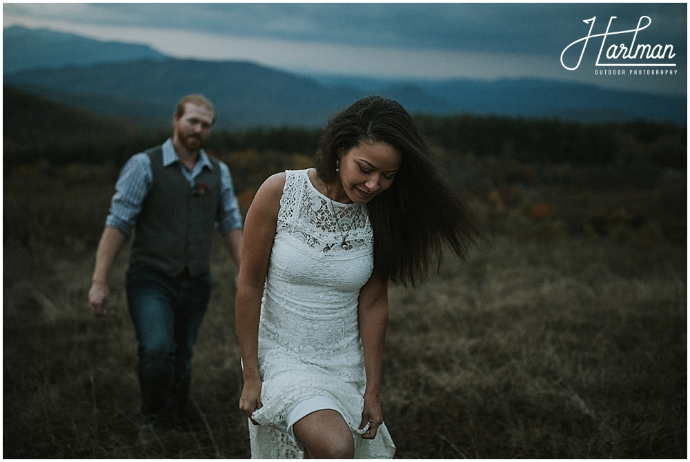 Asheville mountain elopement 0052