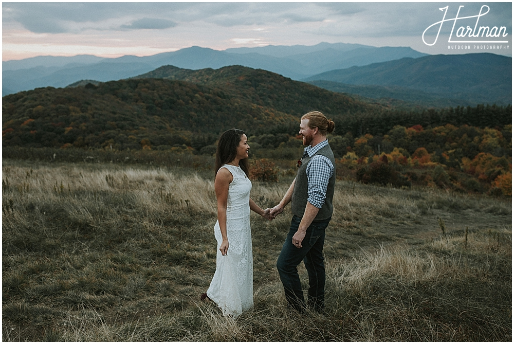 north carolina mountaintop elopement _0061