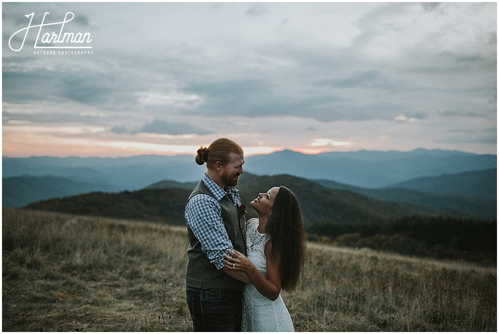elopement on max patch mountain 0065