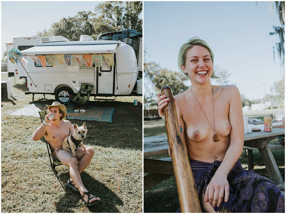 Florida Topless Gathering Festival