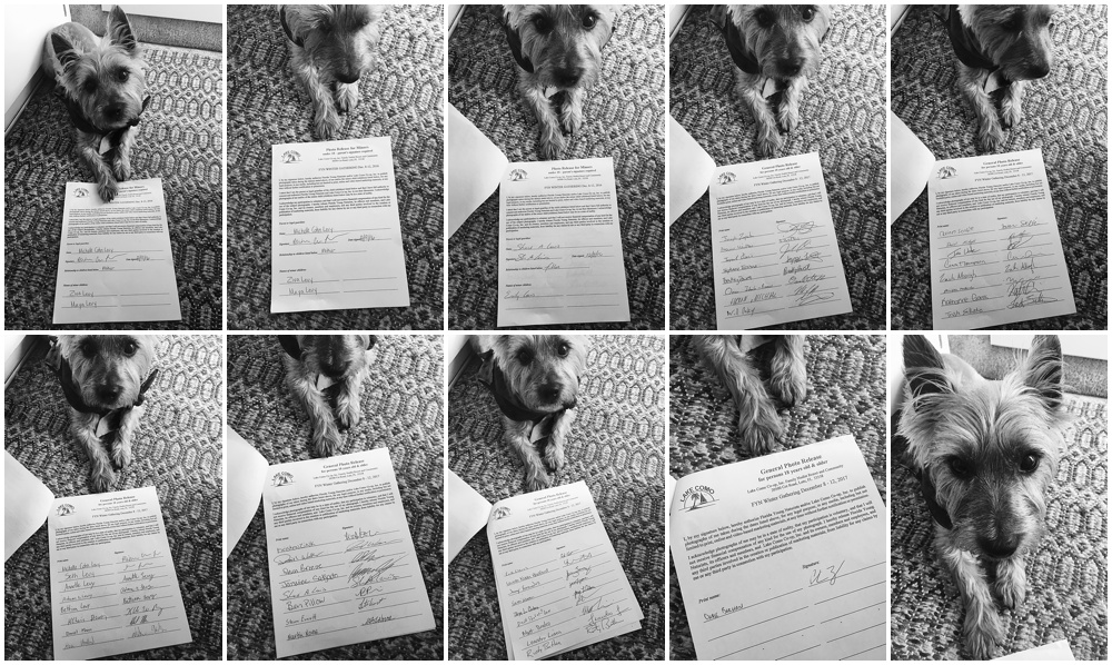 Naked People Photography Contract