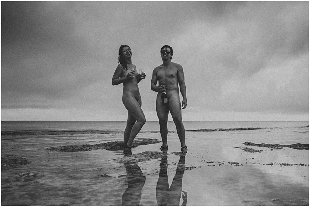 Nude Beach Geiger Key Florida