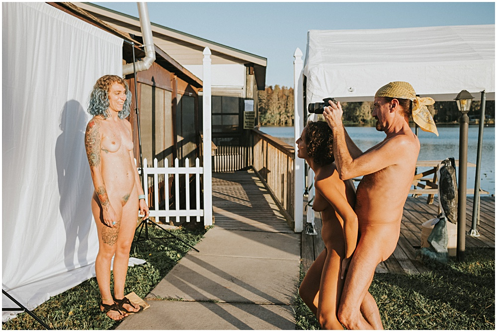Naked Festival Photography