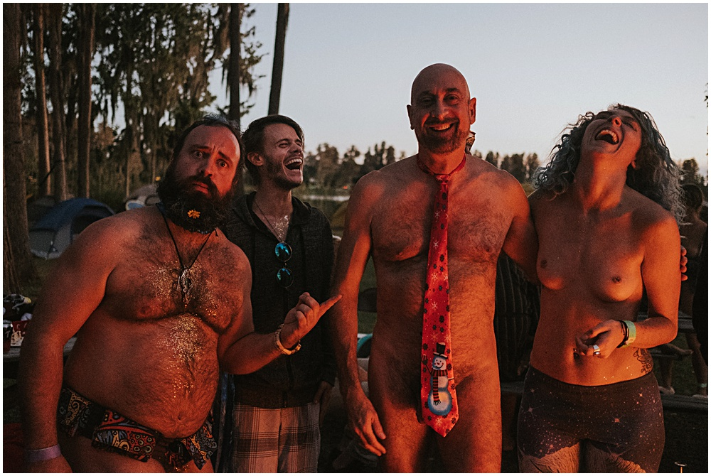 Nudist Retreat Camping Festival Florida