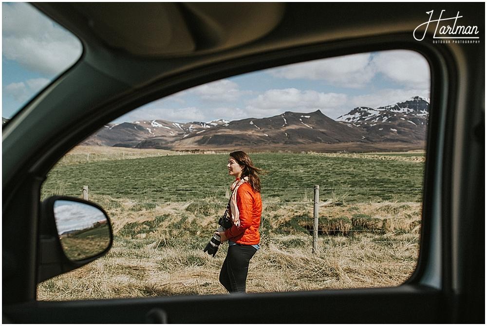 Iceland RV rental