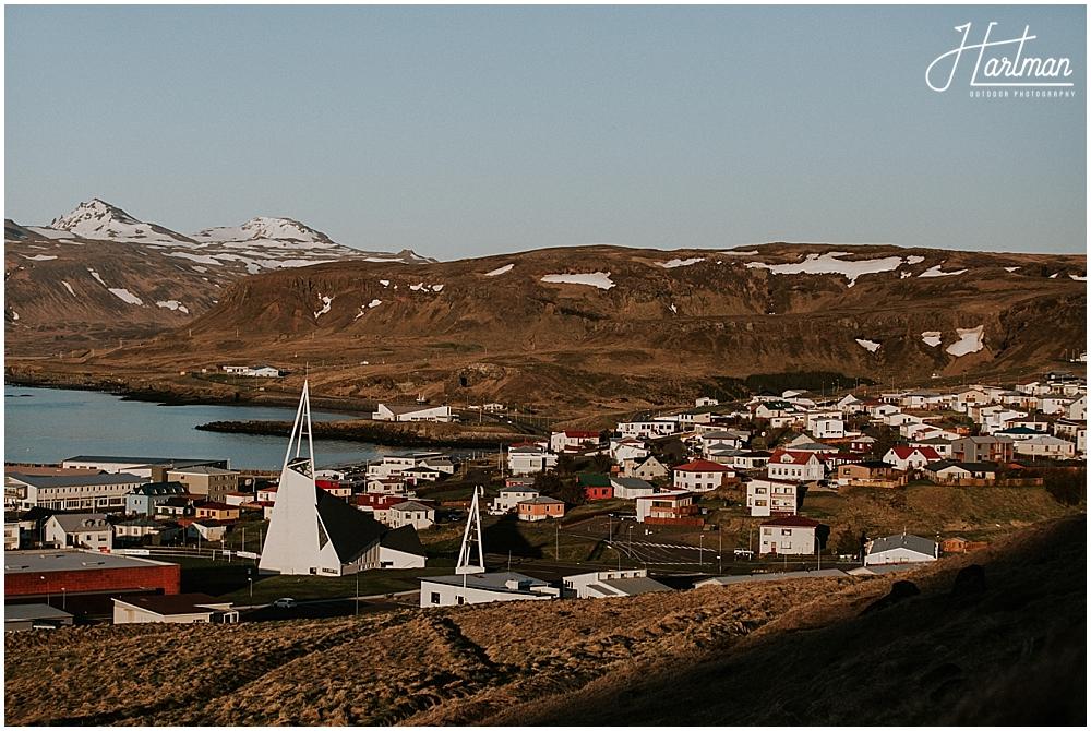 Olafsvik Iceland wedding