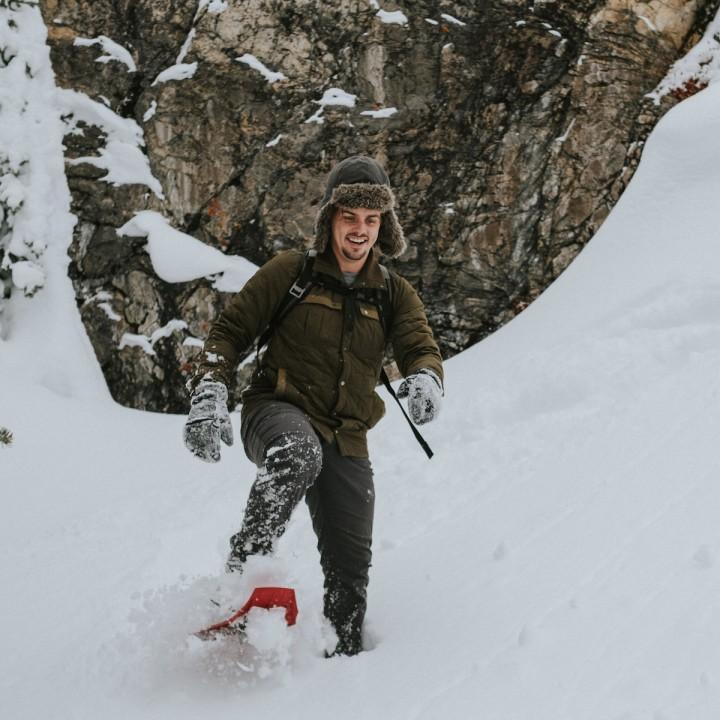Colorado | Hiking Bear and Dream Lake in RMNP