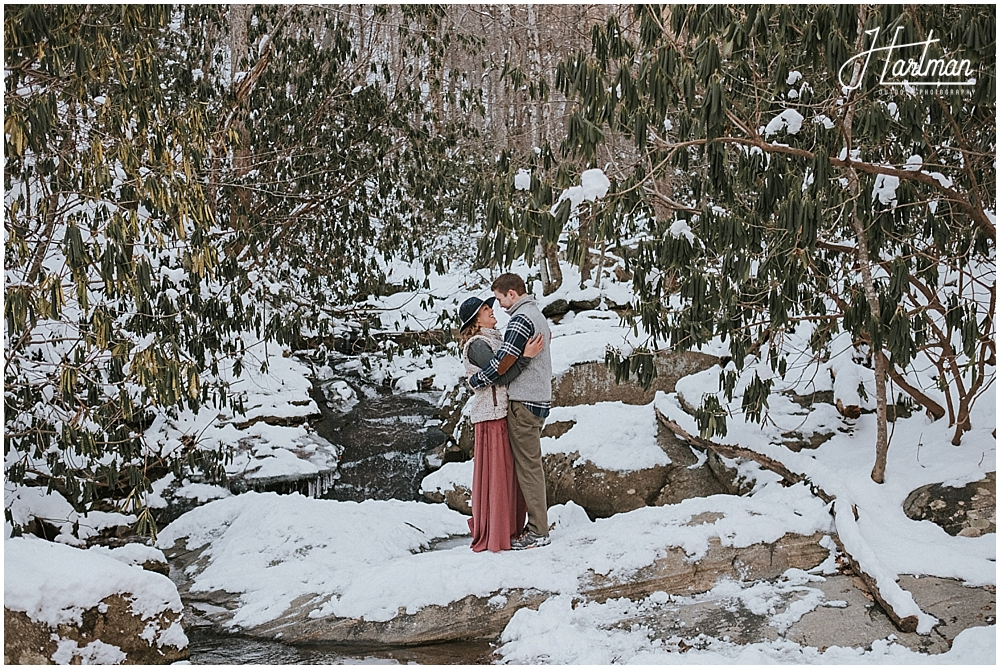 Hartman Outdoor Photography Wedding Photographers Asheville Boone North Carolina
