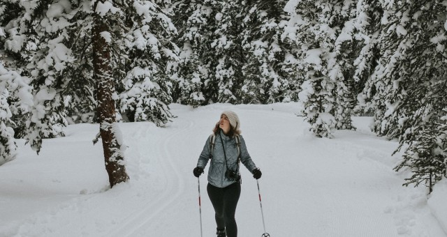 Colorado | XC Skiing Eldora in Nederland