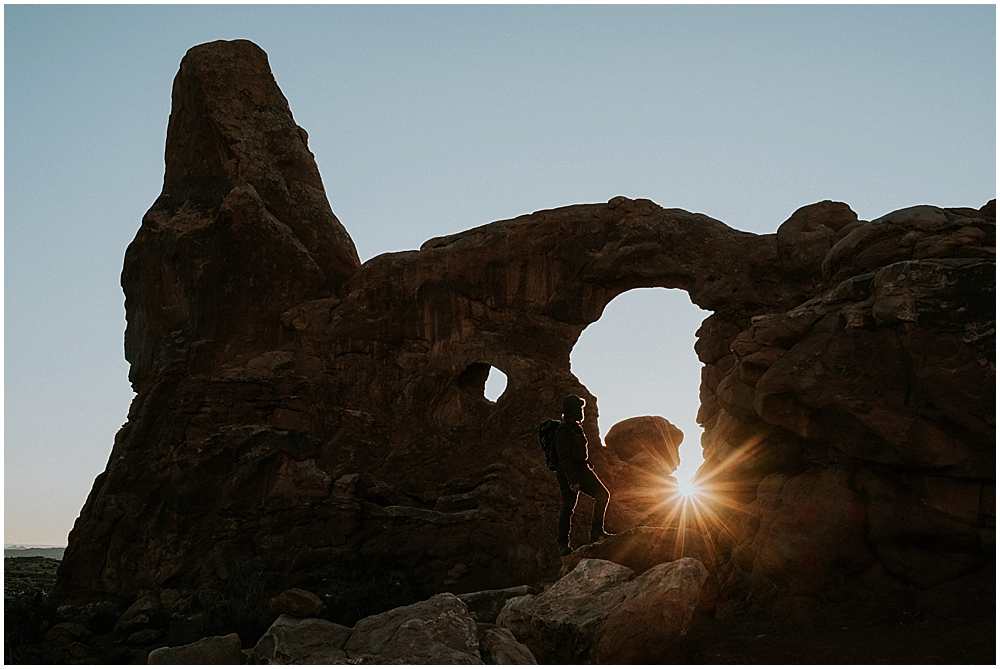 Moab Utah Elopement Photographer