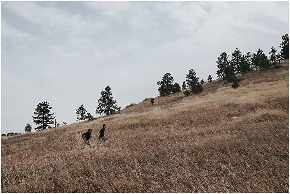 Boulder Flatirons Elopement