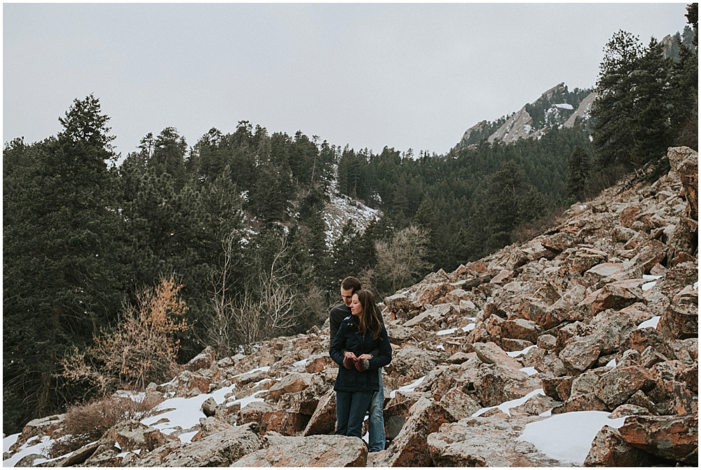 Artistic Boulder Colorado Wedding Photographer