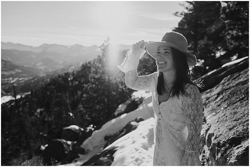 wedding photographer in Vail Colorado