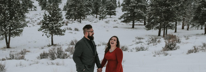 Thea + Ronny | Rocky Mountain Adventure at Dream Lake