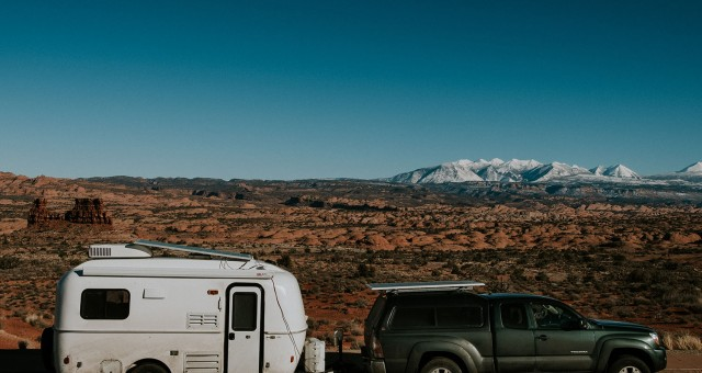 Solar on our Casita Travel Trailer