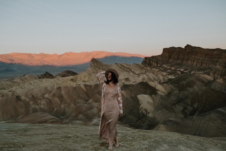 Death Valley elopement photographer