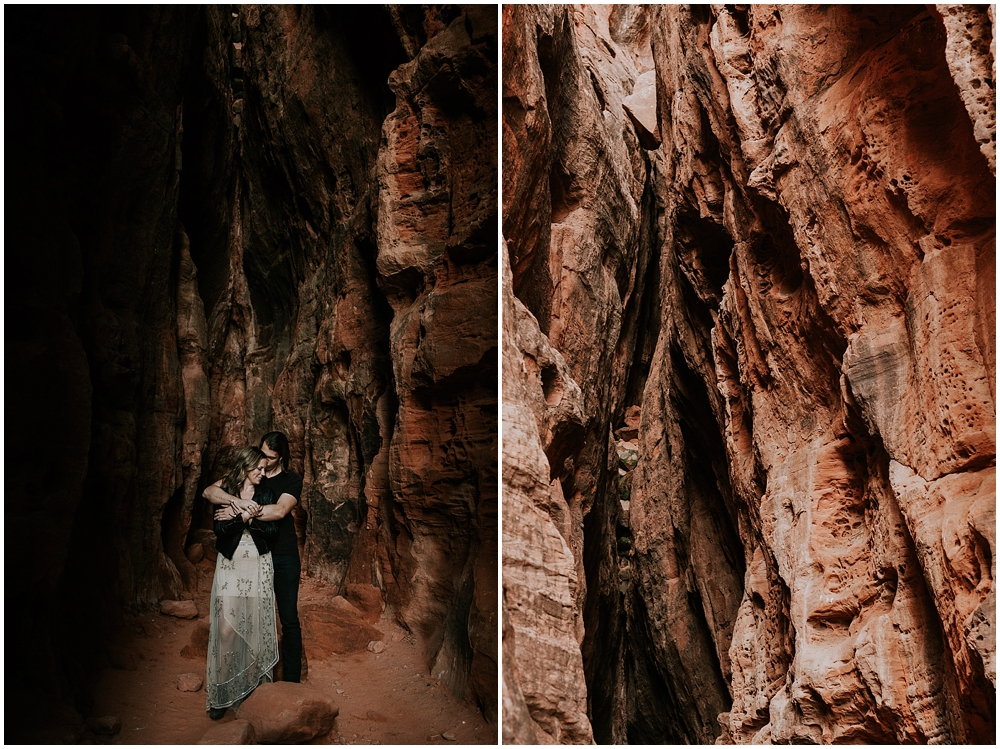 Bryce Canyon National Park engagement