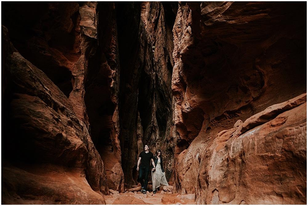 Bryce Canyon National Park wedding