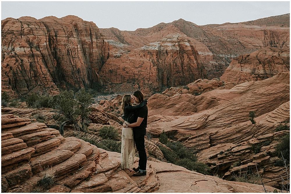 Zion National Park elopement