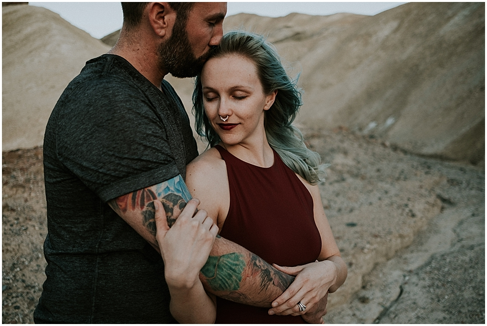 Death Valley National Park Engagement Session