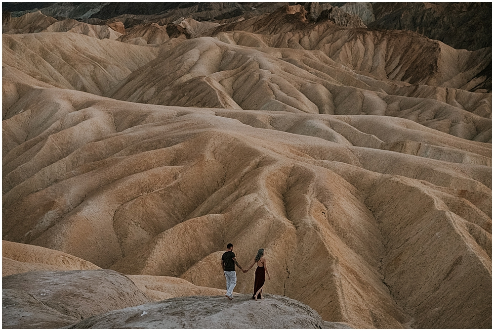 Zabriskie Point elopement