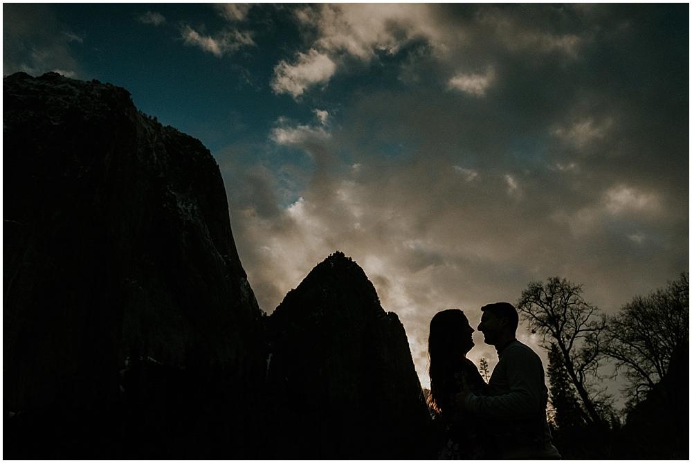 Wedding at Glacier Point Yosemite