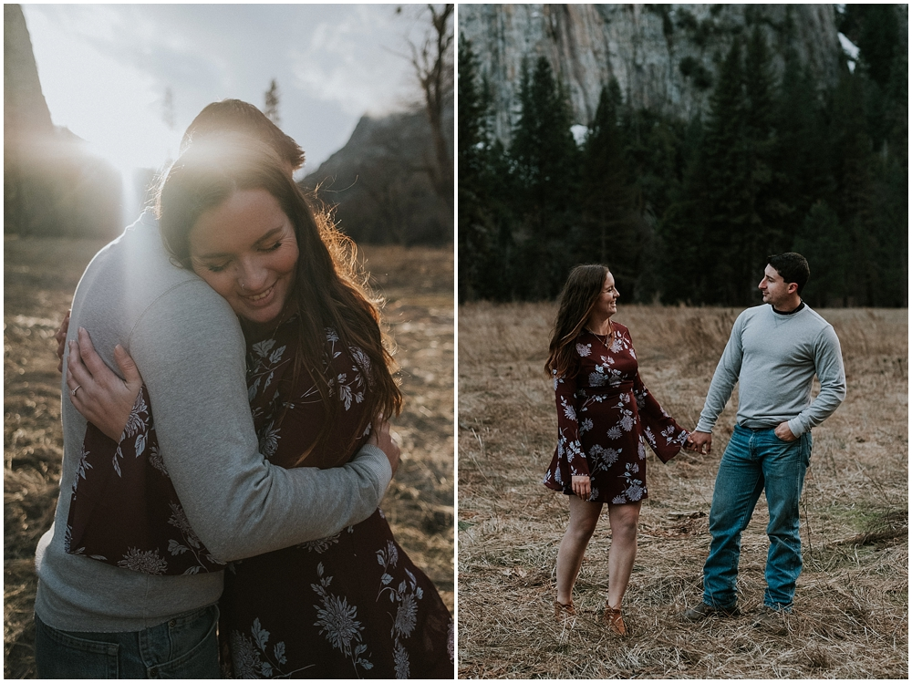 Yosemite adventure elopement