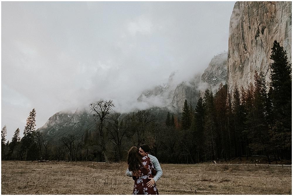 elopement in Yosemite Valley